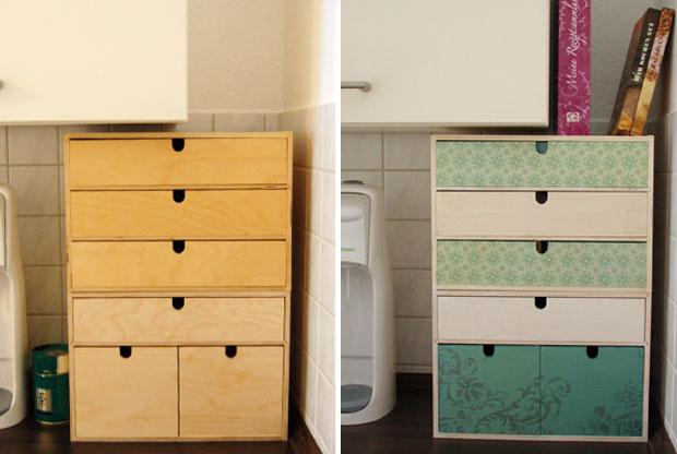 sch nheitskur f r schubladenboxen frau fadenschein. Black Bedroom Furniture Sets. Home Design Ideas