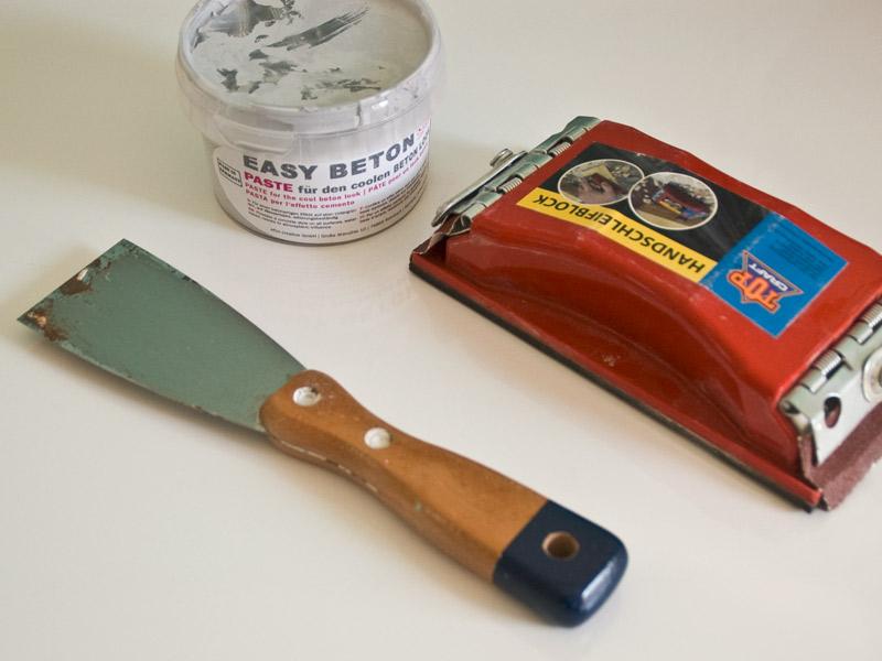 DIY: Magnetboard in Betonoptik | IKEA Hack