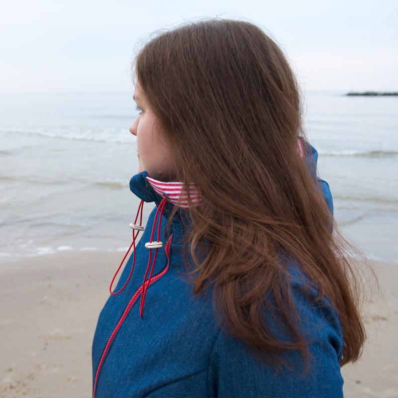 Meine neue Jacke für den Herbst – Softshellmantel Hamburg