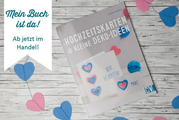 Mein Buch Ist Da Hochzeitskarten Kleine Deko Ideen Frau