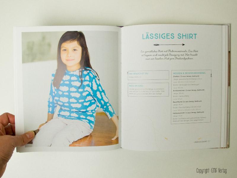 Buchtipp: Kinderkleidung nähen ohne Schnittmuster von Kristin ...
