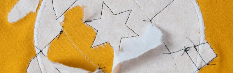 Das 1 x 1 des Applizierens | allgemeine Tipps und Tricks | Frau Fadenschein