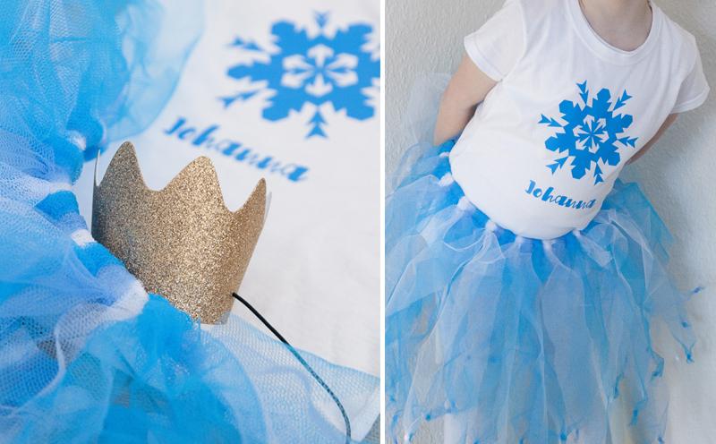 Eine Eisköniginnen-Party für eine kleine Prinzessin | plus FREEBIE für eine Einladungskarte