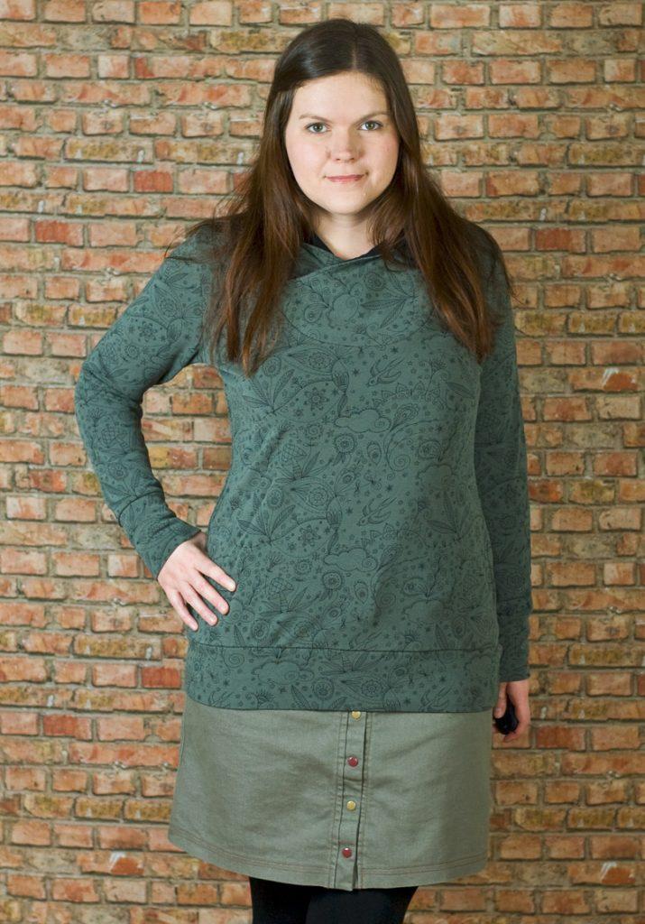 Pullover Käthe + Rock Marie