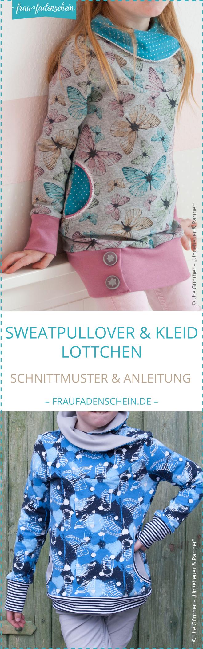 Sweatpullover & -kleid Lottchen