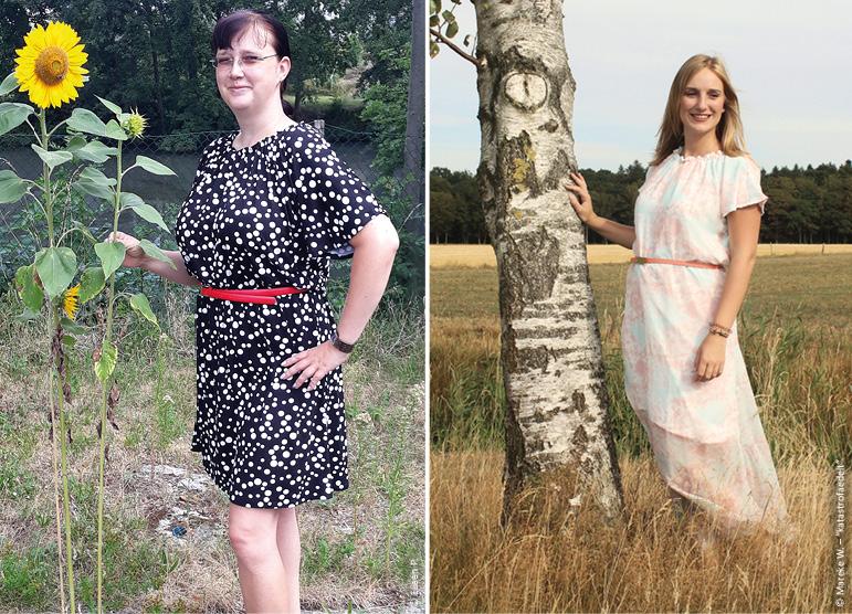 Schnittmuster & Nähanleitung: Sommerkleid Ava (Ebook)