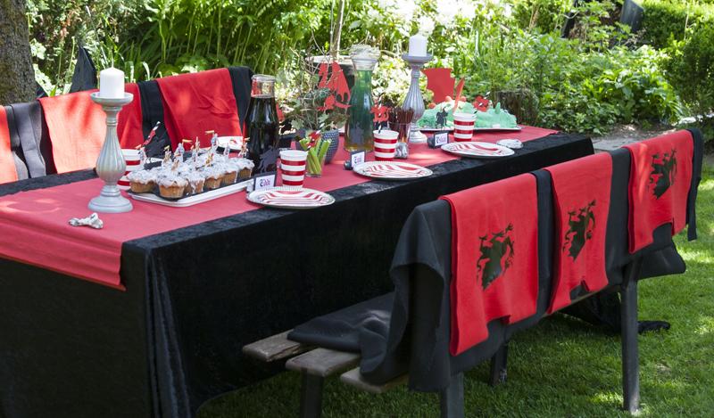 Gastbeitrag von Ungeheuer & Partner: Wir feiern eine Ritter-Party
