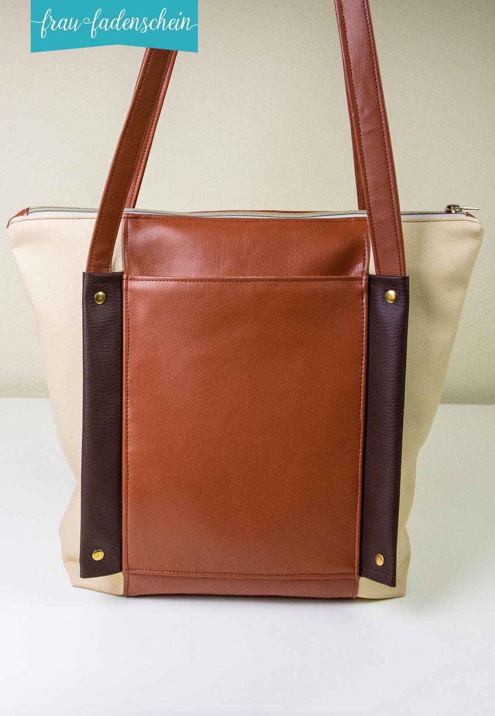 Schnittmuster Handtasche Hilda