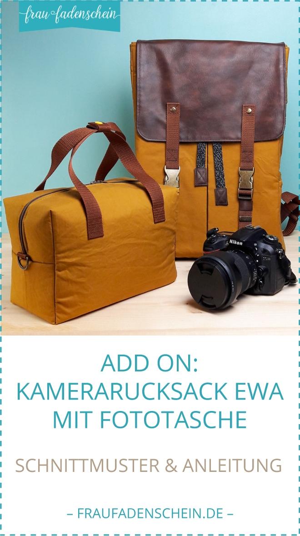 Add On: Kamerarucksack und Fototasche Ewa