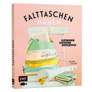 Buch Falttaschen nähen EMF-Verlag Frau Fadenschein