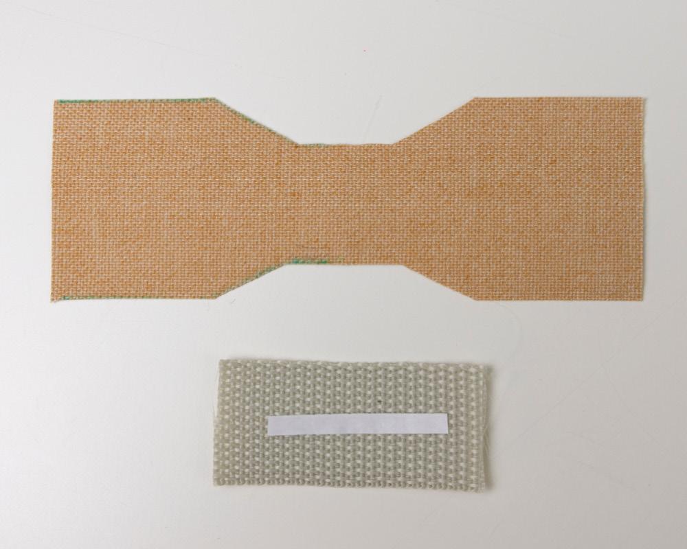 Gurtband-Einfassung mit Karabiner nähen – Anleitung kostenlos