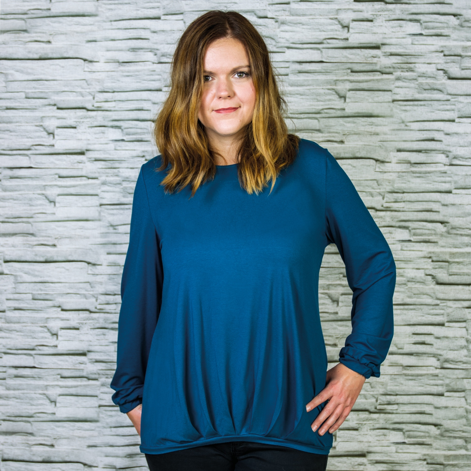 Schnittmuster Bluse Selma