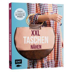 Buch XXL-Taschen nähen EMF-Verlag Frau-Fadenschein