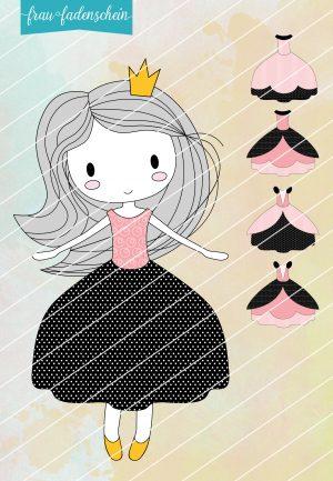Applikationsvorlage Prinzessin Marie2
