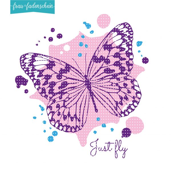 Plotterdatei Schmetterling