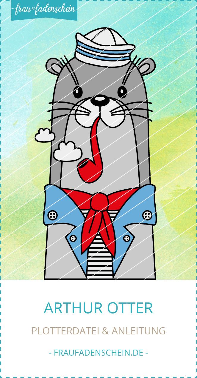 Plotterdatei Arthur Otter