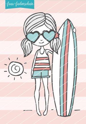 plotterdatei-mimi-goes-surfing